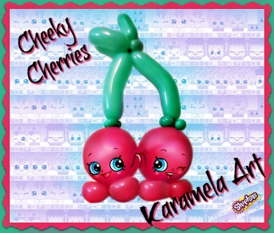Cheeky Cherries